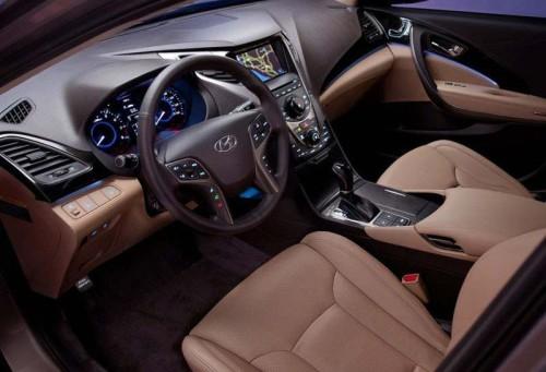 2013 Hyundai Grandeur