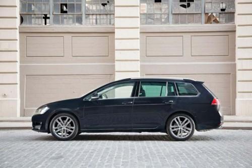 Volkswagen Golf Sportwagen Сoncept