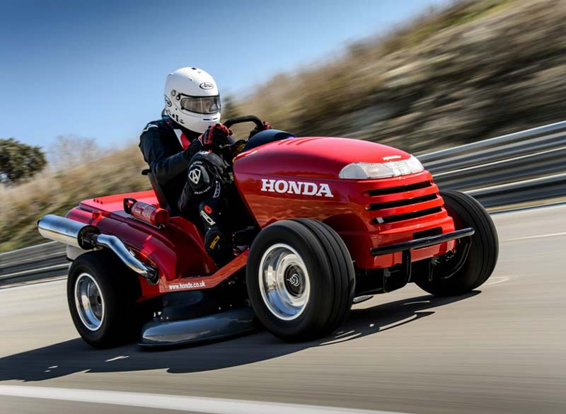 Газонокосилка Honda Mean Mower