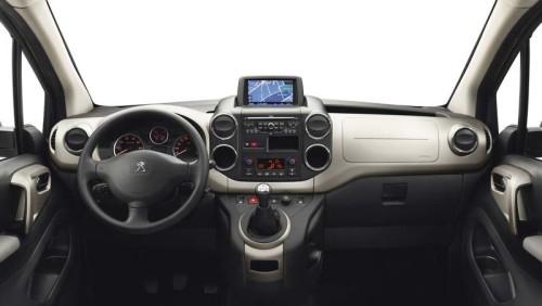 2013 Peugeot Partner Tepee