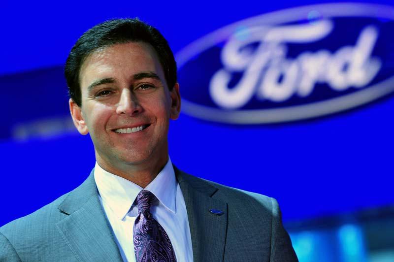 Марк Филдс, Ford Motor Company