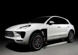 Porsche Macan (тюнинг TopCar)