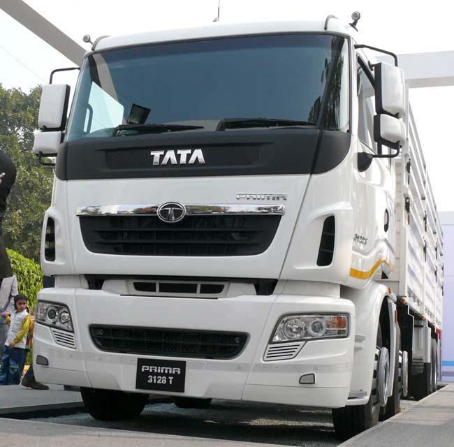 Tata Truck 39 Prima