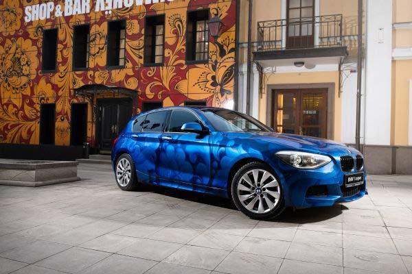 BMW 1-Series от дизайнера Дениса Симачева