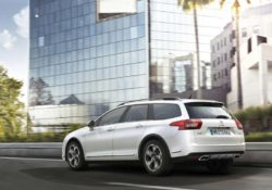 2014 Citroen C5 Cross Tourer