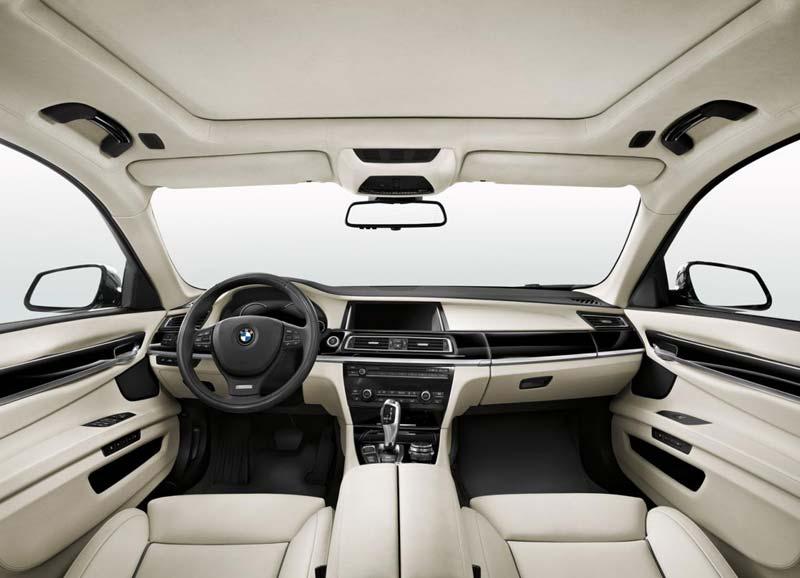 BMW 7-Series в версии Exclusive Edition