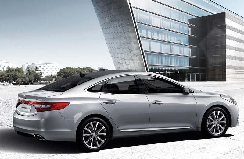 2014 Hyundai Grandeur