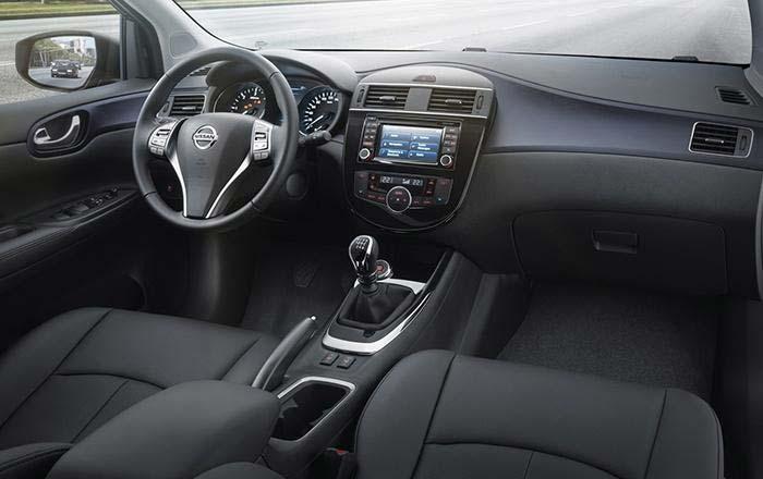 2015 Nissan Pulsar (EU)