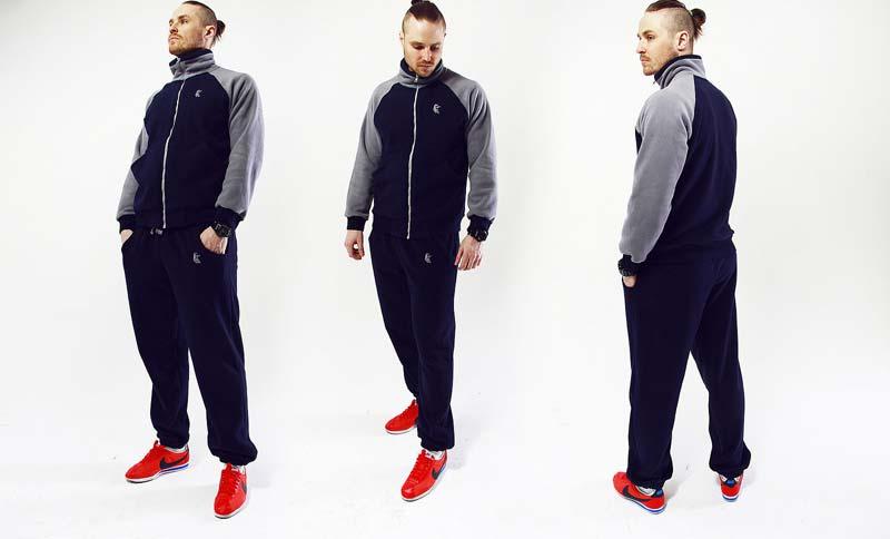 Линейка спортивной одежды KAMAZ Sport