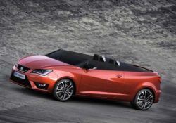 Seat Ibiza Cupster (Cupra Roadster)