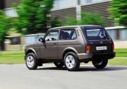 2015 Lada 4x4 Urban