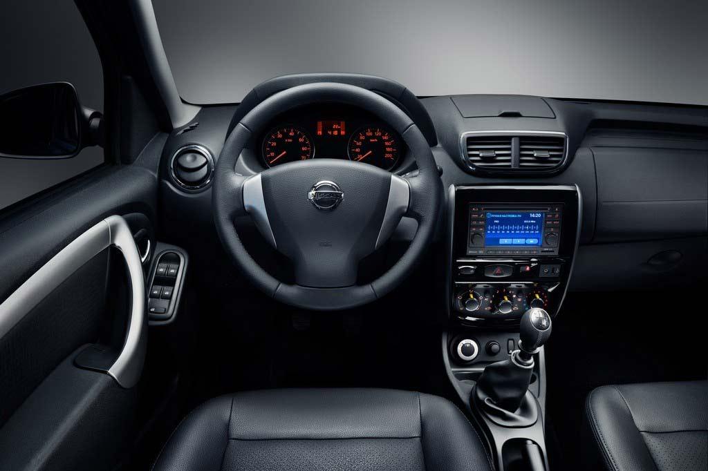 2015 Nissan Terrano