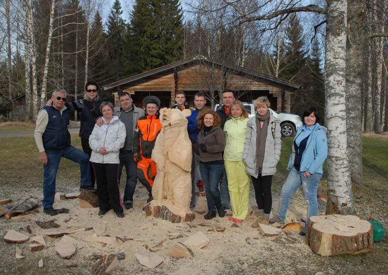 Проект «АРТЕКС Travel», Финляндия