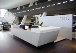 «Ауди Центр на Московском», дилер Audi, Нижний Новгород