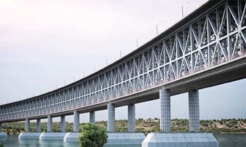 Мост через Керченский пролив (компьютерная презентация)