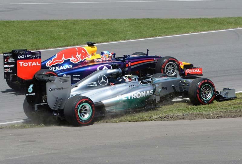 «Формула-1». Гран-при Канады 2014