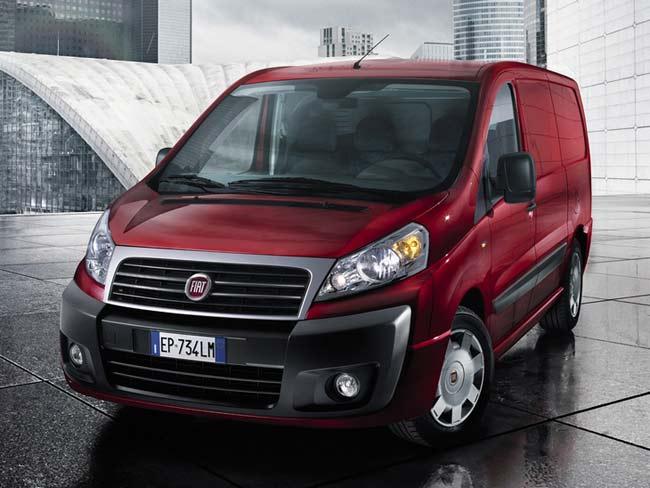 Fiat Scudo (фургон)