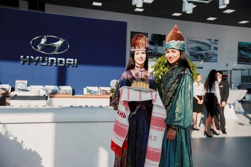 «Кан Авто», дилер Hyundai, Казань