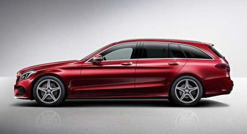 2014 Mercedes-Benz C-class Estate AMG Line