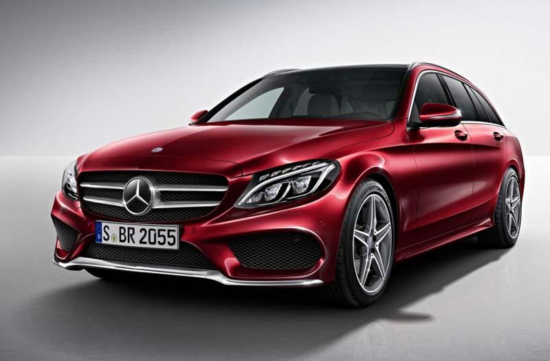 2014 Mercedes-Benz C-class Estate AMG Line