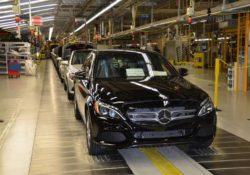 Завод Mercedes-Benz, Тускалуса, США