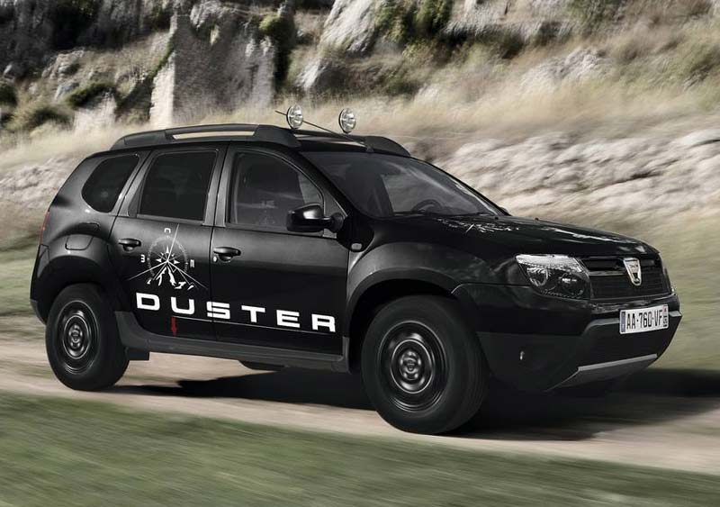 Renault (Dacia) Duster Adventure