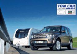 Land Rover Discovery - лучший буксировщик года