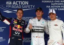 Формула-1. Гран-при Венгрии 2014. Квалификация