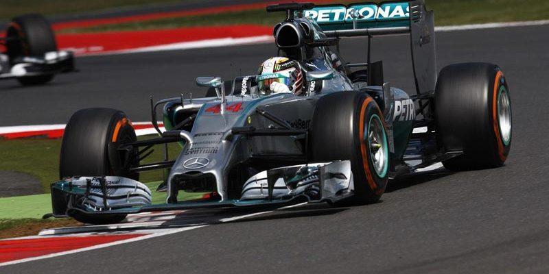 Льюис Хэмилтон, «Формула-1», Гран-при Великобритании 2014