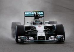 Нико Росберг, «Формула-1». Гран-при Великобритании 2014 (квалификация)