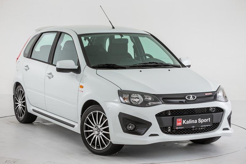 2015 Lada Kalina Sport