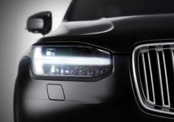 2015 Volvo XC90 (предварительное фото)
