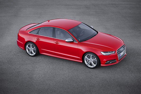 2015 Audi S6