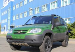 Chevrolet Niva Special Edition «Тундра»