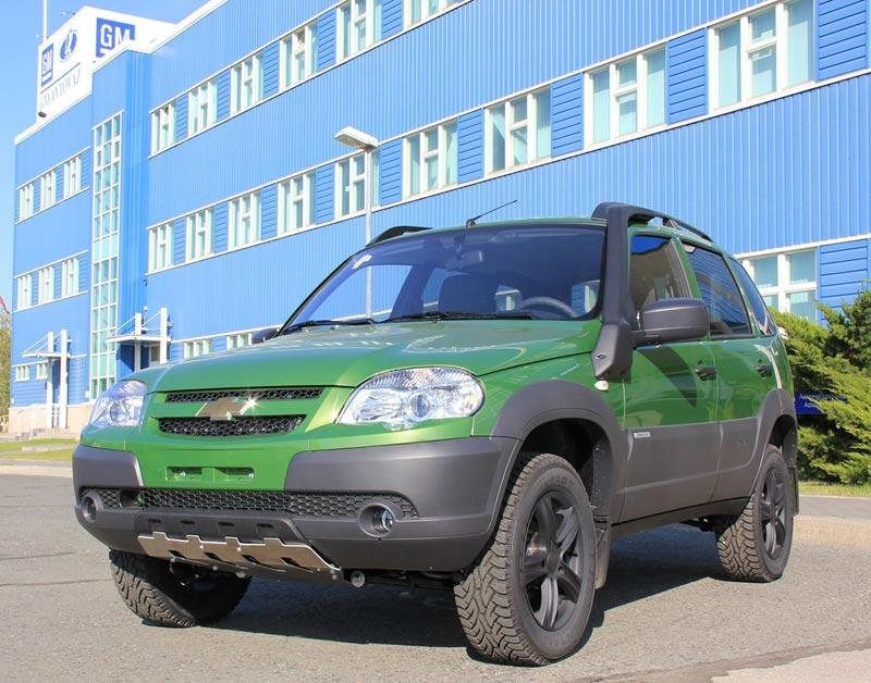 Chevrolet Niva Special Edition «Тундра»
