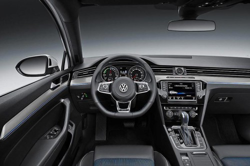 2016 Volkswagen Passat GTE