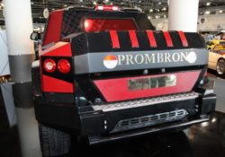 Dartz Prombron Monaco Red Diamond Edition