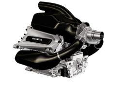 "Honda Motorsport. Двигатель для ""Формулы-1"""