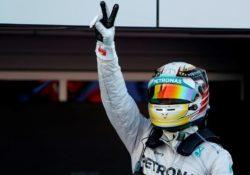 Льюис Хэмилтон, Mercedes AMG Petronas, Формула-1, Гран-при России 2014
