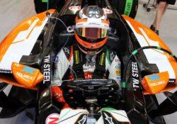 Нико Хюлькенберг, Force India, 2014