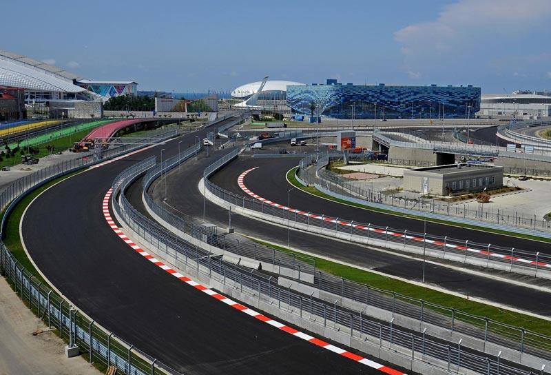 Формула-1. Сочи Автодром
