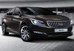 2015 Hyundai Aslan
