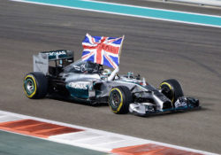 Формула-1. Гран-при Абу-Даби. Льюис Хэмилтон, чемпион сезона 2014 года