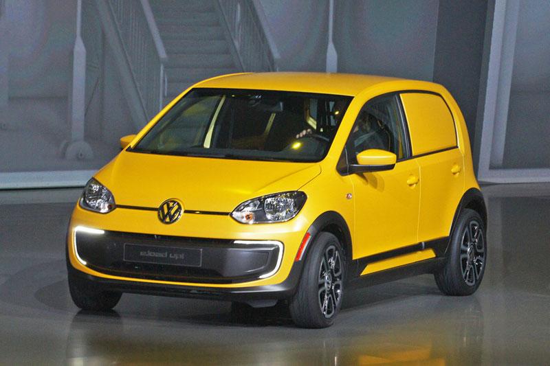 2015 Volkswagen e-load up!