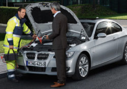 BMW Road Assistance