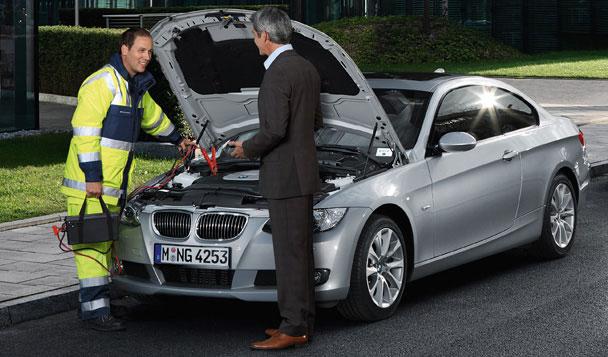 BMW Road Assistance