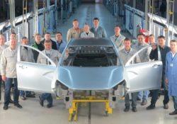 Lada Vesta. Первый кузов