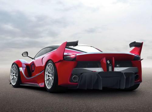 2015 Ferrari FXX K