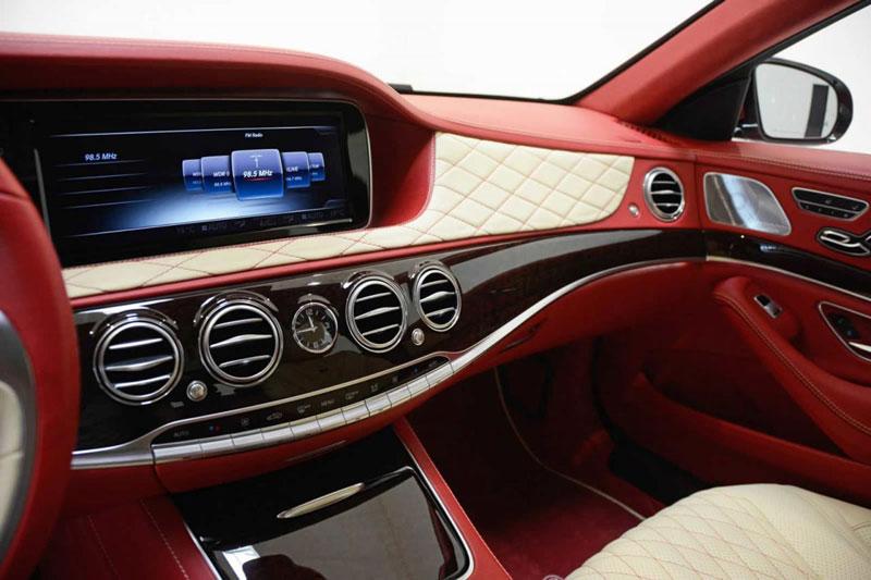 Mercedes-Benz S-class Brabus