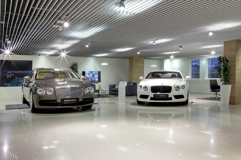 """""""Авилон"""", дилер Bentley, Москва"""